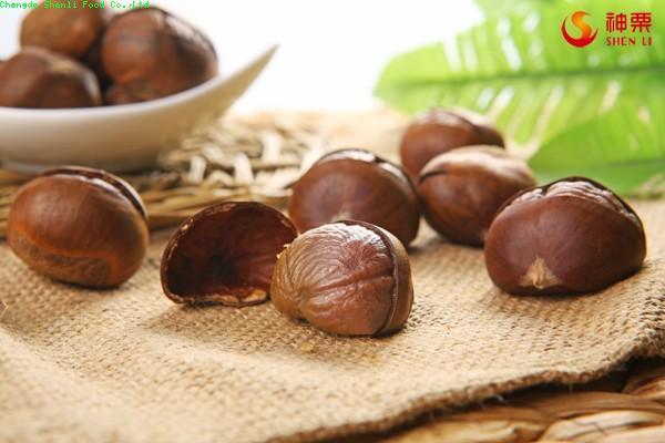Good snack chestnuts