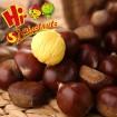 Raw Fresh Chestnut Hebei Chestnuts for sale