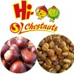 Frozen chestnuts for sales