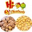 IQF Chestnuts Frozen Chestnut Kernel for sale